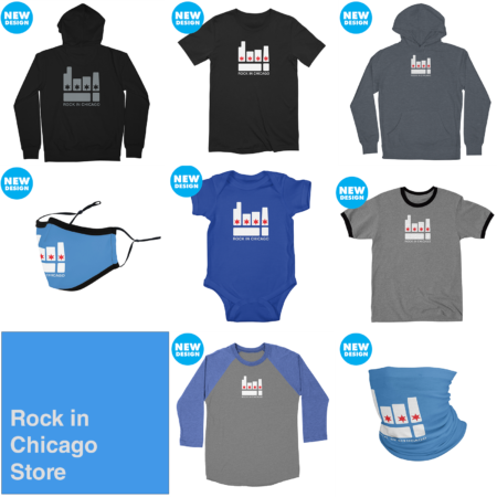 Rock in Chicago Store promo