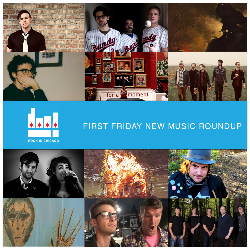 First Fridays New Music Roundup: August 2021