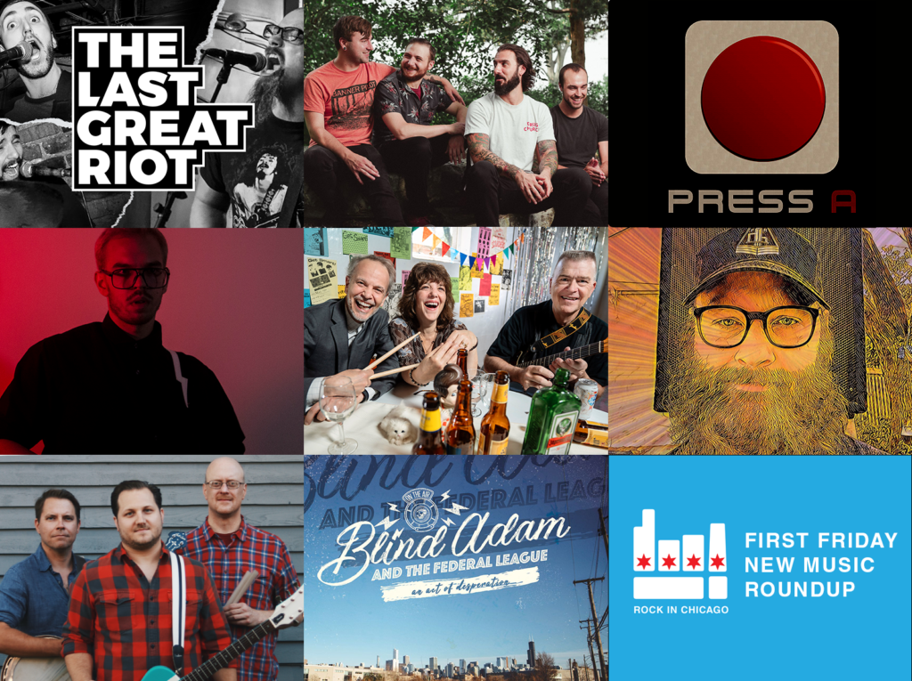 First Friday : October 2021 New Music Round-up